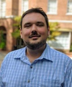 Jeff Lankford, Marketing & Events Coordinator