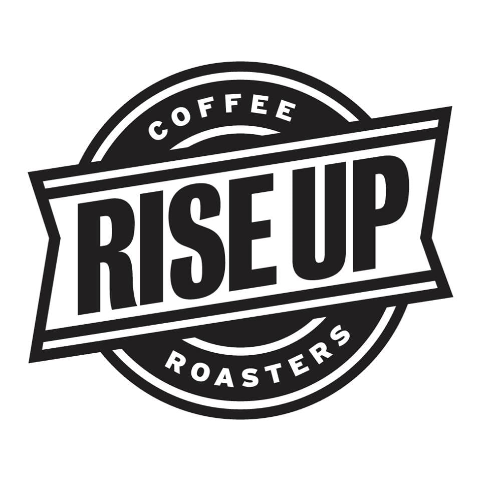 Image result for rise up coffee