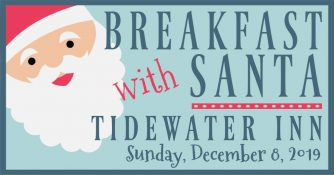 Breakfast with Santa Cover
