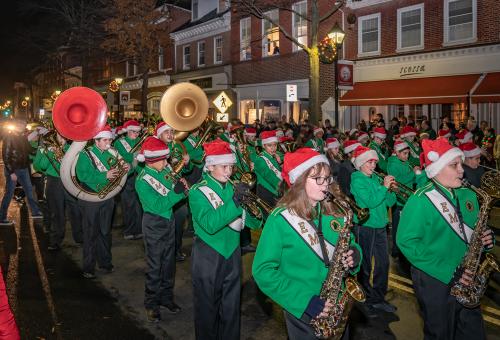 Easton Christmas Parade 2020 Holiday Parade   Discover Easton, Maryland